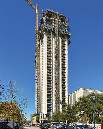 multi unit housing