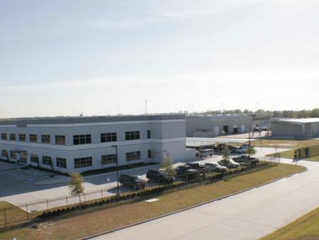 TAS Concrete Headquarters